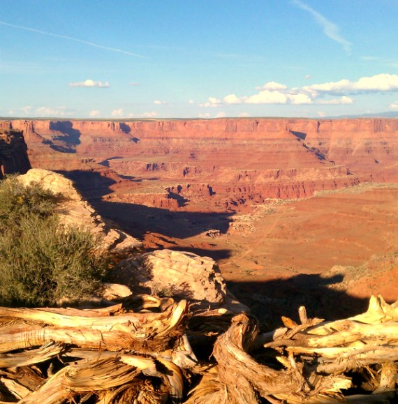 canyonlands-on one side 1