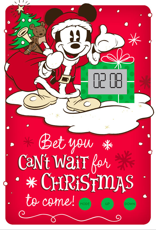 An Interactive Recordable Greeting An Interactive Countdown Greeting ...