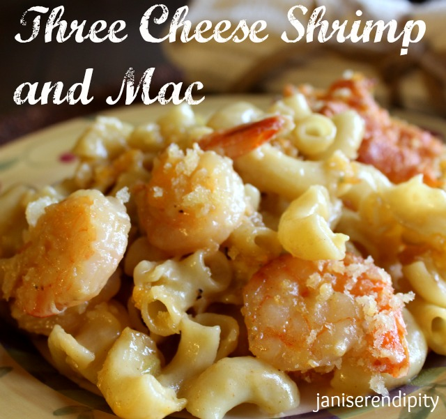 mac and shrimp 7