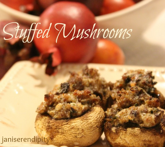 stuffed mushrooms 8