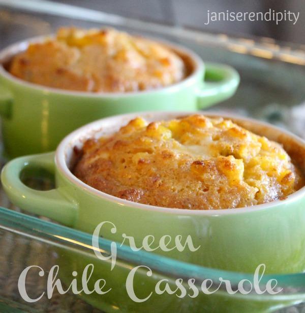 green chile casserole 5